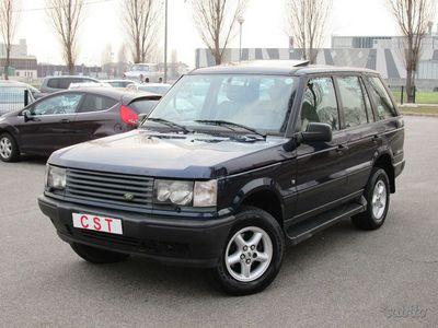 brugt Land Rover Range Rover 2.5 turbodiesel 5 porte DSE