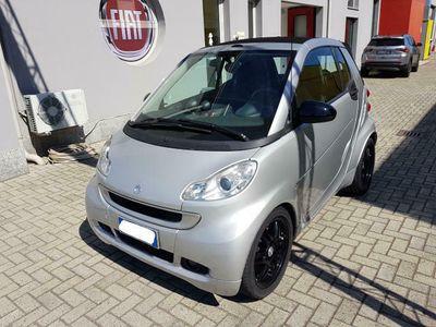 usata Smart ForTwo Cabrio brabus 1000 72 kW