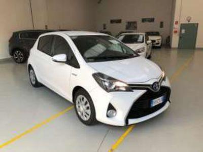 usata Toyota Yaris Hybrid 5 Porte Business Aut. rif. 12728659