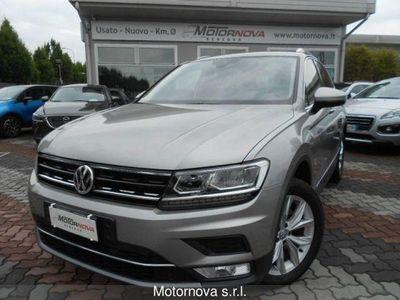 käytetty VW Tiguan 2.0 TDI 190 CV SCR DSG 4MOTION Executive BMT usato