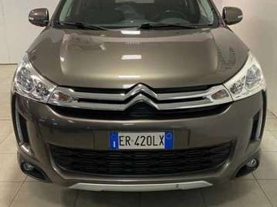 usata Citroën C4 Aircross 1.6 HDi 115 Stop&Start 4WD Seduction del 2013 usata a Legnano