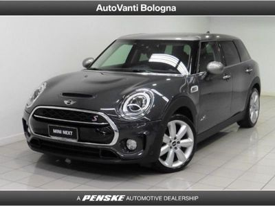 used Mini Cooper Clubman 2.0 SD Hype ALL4 Automatica