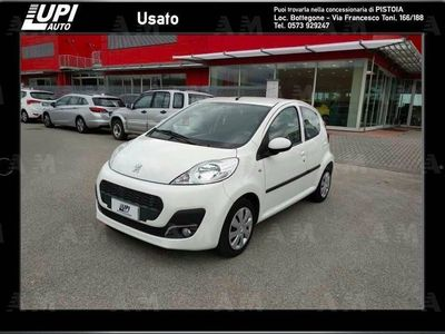 second-hand Peugeot 107 1.0 12v Active 5p