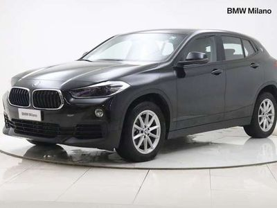usata BMW X2 sDrive18d Business-X del 2019 usata a Milano