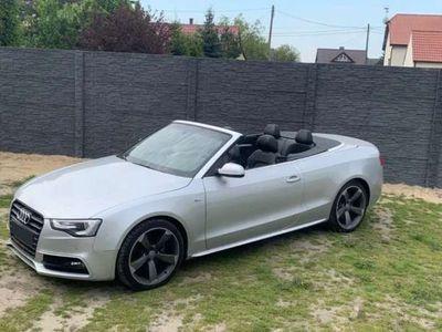 usata Audi A5 Cabriolet 2.0 TDI clean diesel multitron