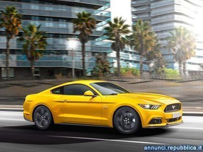 gebraucht Ford Mustang GT Coupé Fastback 5.0 V8 TiVCT aut. del 2017 usata a Salerno