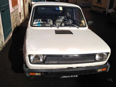 used Fiat 127 - 1981