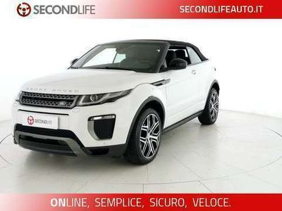 usata Land Rover Range Rover evoque Cabrio 2.0 td4 HSE Dynamic 150cv auto