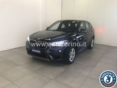 second-hand BMW X1 X1xdrive18d Business auto