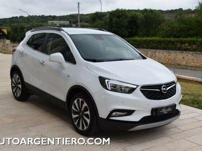 usata Opel Mokka X 1.6 CDTI Ecotec 136CV 4x2 aut. Innovation