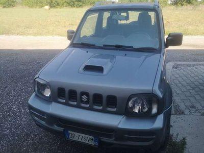 usata Suzuki Jimny 1.5 DDiS cat 4WD JLX Più