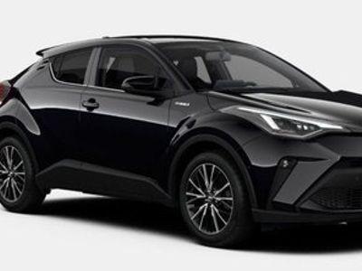 usata Toyota C-HR 1.8 Hybrid E-CVT Style_km0