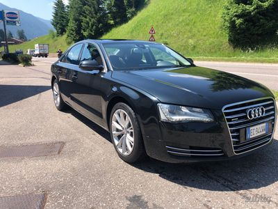usata Audi A8 4.2 tdi quattro full permute