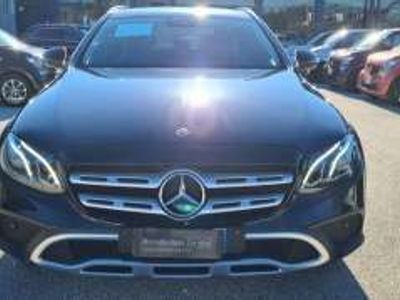 usata Mercedes E220 Classe ES.W. 4Matic Auto Business Sport All-Terrain Diesel