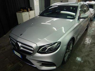 usata Mercedes E350 S.W. 4Matic Auto Premium Plus AMG