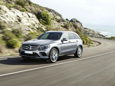 usata Mercedes GLC220 d 4Matic Business