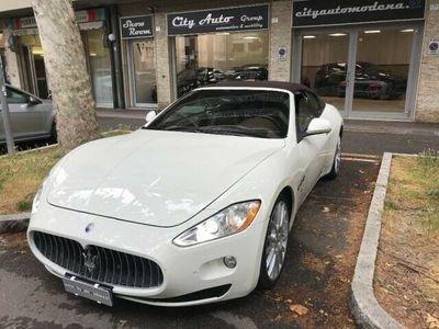 usata Maserati GranCabrio 4.7 V8 439CV