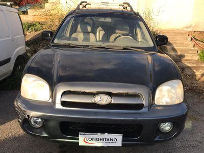 usata Hyundai Santa Fe 1ª serie - 2005
