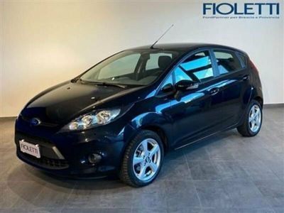 usata Ford Fiesta 6ª SERIE FIESTA+ 1.2 82CV 5 PORTE