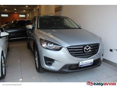 usata Mazda CX-5 2.2L Skyactiv-D 150CV 4WD Evolve NAVI SENSORI AUT.