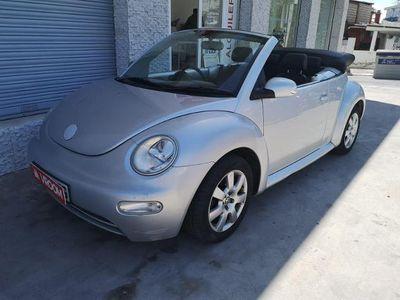 usata VW Beetle 2.0 Cabrio