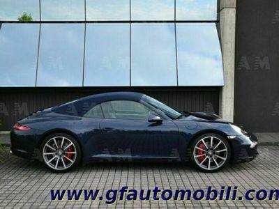 usata Porsche 911 Carrera S Cabriolet 991 3.8 * PRIMA VERNICE * APPROVED *