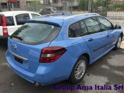 usata Renault Laguna 2.0 dCi 150CV SporTour Nav Diesel