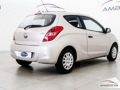 usata Hyundai i20 1.2 I BLUEDRIVE GPL 3 PORTE