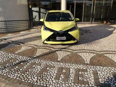 usata Toyota Aygo Aygo1.0 VVT-i 69 CV 3p. x-play