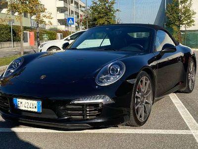 usata Porsche 991 3.8 911 CABRIO S PDK SPORT CHRONO