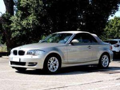 usata BMW 120 Cabriolet i