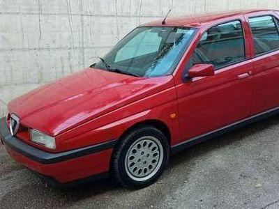usata Alfa Romeo 155 1.6i Twin Spark 16V cat. GPL iscritta ASI