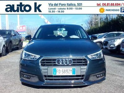 usata Audi A1 A1/S1 SPB 1.4 TDI ultra S tronic