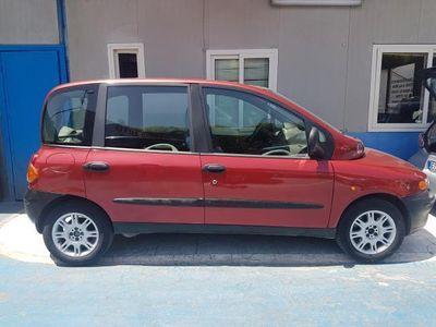 usata Fiat Multipla 100 16v Elx Usato