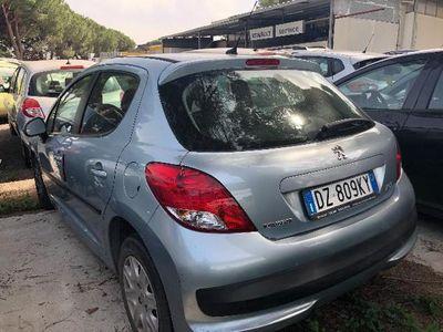 used Peugeot 207 1.4 ECO GPL X LINE CON SOLO 100 KM CERTIF