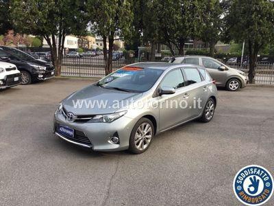 used Toyota Auris AURIS1.8 hybrid Lounge 5p