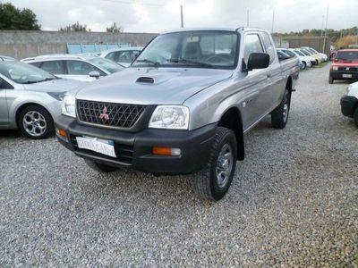 usata Mitsubishi L200 L2002.5 TDI 4WD DC Pup. GLS Air