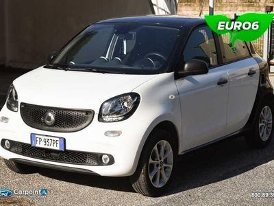 gebraucht Smart ForFour 1.0 Youngster 71cv c/S.S.
