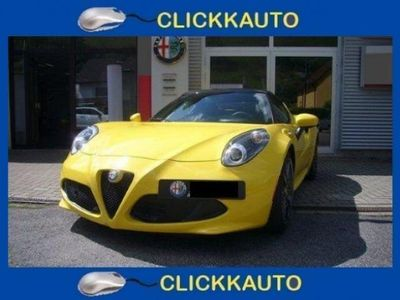 gebraucht Alfa Romeo 4C 1750 TBi <