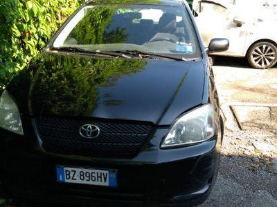 begagnad Toyota Corolla 2.0 tdi D-4D 5 porte