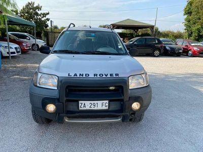 usata Land Rover Freelander 2.0 Td4 16V cat Station Wagon UNICO PROPRIETARIO