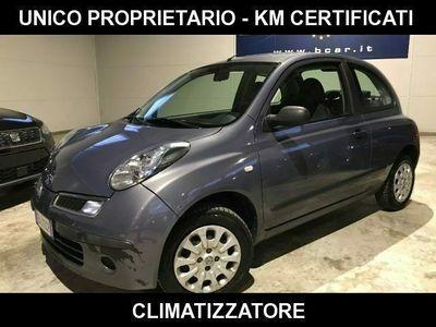 usata Nissan Micra 1.2 16V Acenta UNICO PROPRIETARIO K