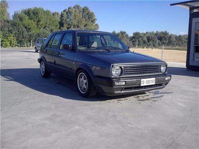 usata VW Golf 1600 cat 5 porte GL