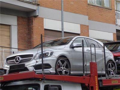 usata Mercedes A250 ClassePREMIUM MG NVI UOMT.BIXENON LED PDC /CONSEGN