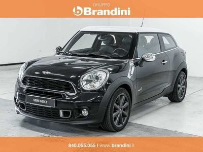 usata Mini Cooper S Paceman Paceman (R61) - 1.6 Cooper S Paceman ALL4 1.6 ALL4