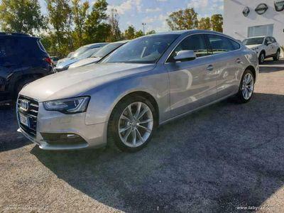 usata Audi A5 SPB 2.0 TDI 190CV quattro edition AUTO DA VETRINA!