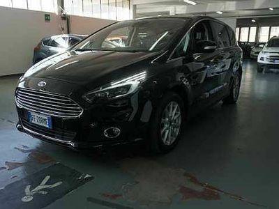 usata Ford S-MAX 2.0 TDCi 150CV Start&Stop Powershift Titanium Busi