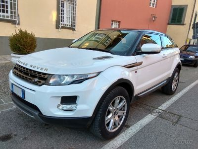 used Land Rover Range Rover evoque 2.2 eD4 Coupé Black