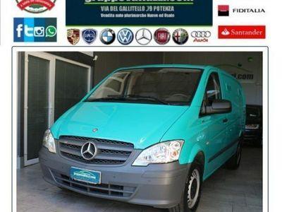 second-hand Mercedes Vito 2.2 113 CDI TN Furgone Extralong