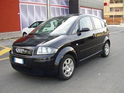 usata Audi A2 CC.1400 IMP.GPL NUOVO COMFORT